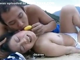 Hong Kong movie beach sex scene