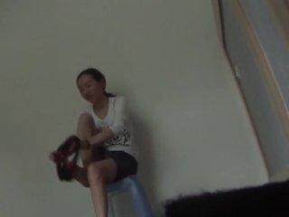 An Erotic Masseuse, Little Zhang