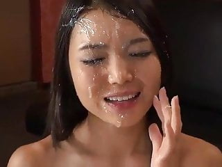 Asian cumshot 1