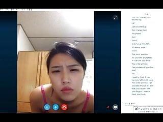 Chinese girl fell for model scam