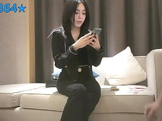 Chinese Real Prostitution, super sexy escort beauty in stockings