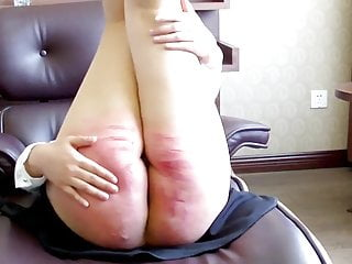 One Well Punished girl!