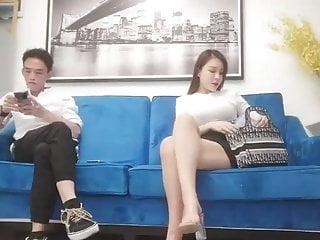 Sexy Chinese escort get banged hard