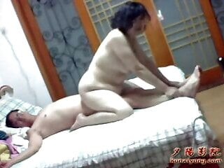 Chinese old couple (1)