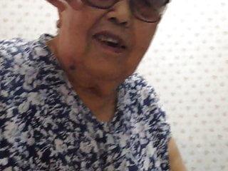 just asian granny