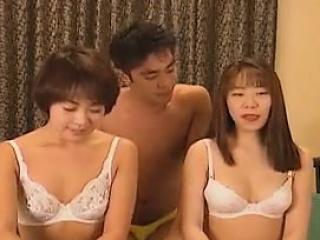 Naomi asian chick threesome